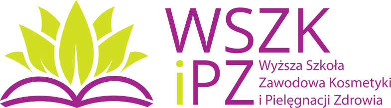 Wyższa Szkoła Zawodowa Kosmetyki i Pielęgnacji Zdrowia - logo