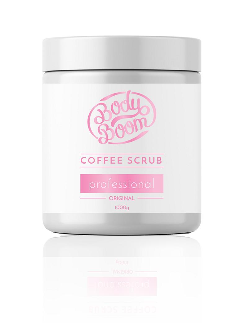 Peeling kawowy - Boody Boom